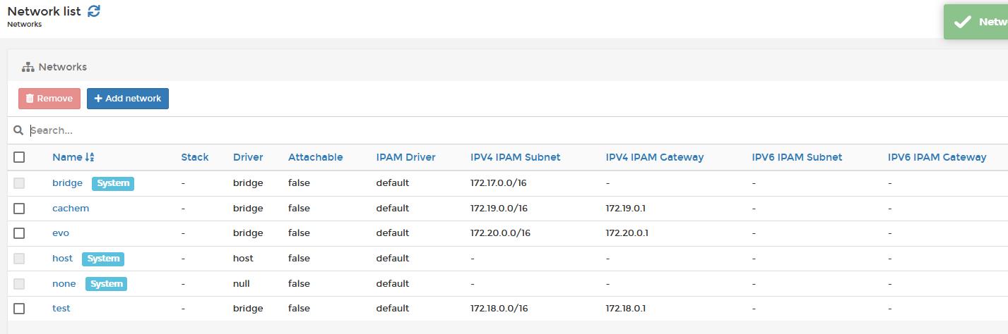 11 Docker-Netzwerkansicht - Portainer: DIE Lösung für Docker-Container (kostenlos)