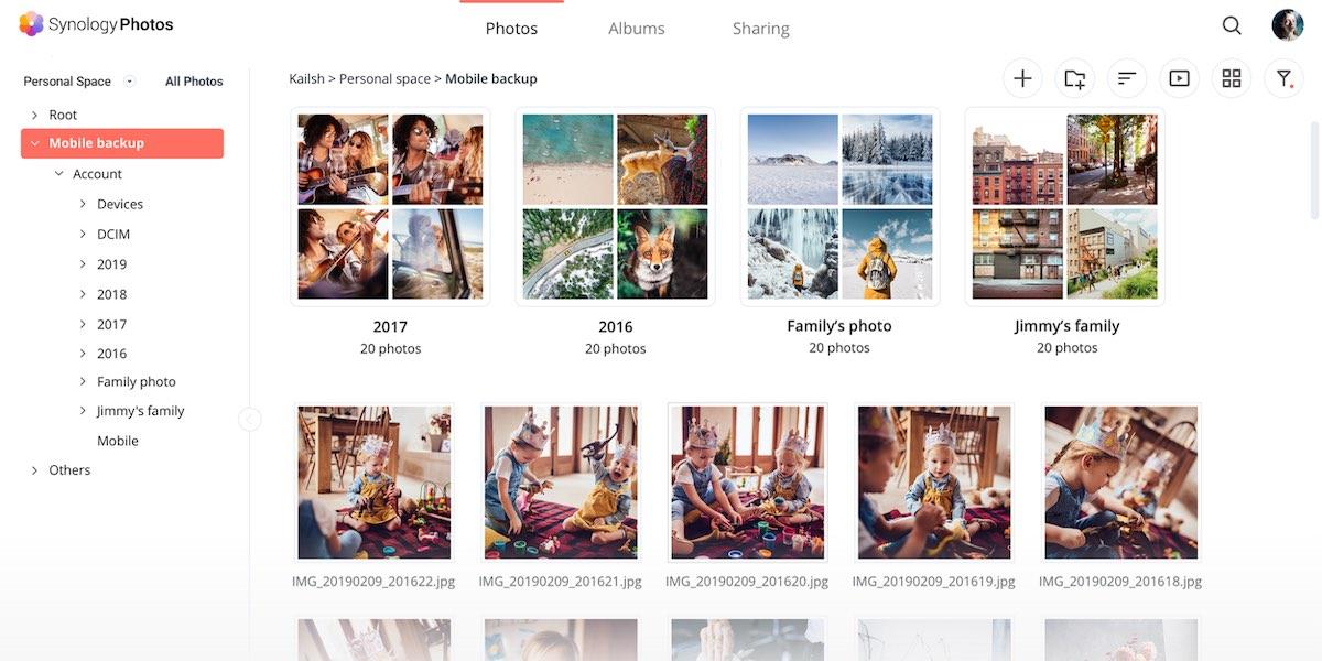 Synology Photos - Free Google Photos, es ist vorbei ... hier sind unsere Lösungen rund um NAS