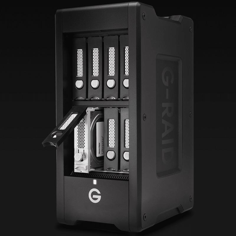 g raid sandisk professional - SanDisk bringt die Profi-Reihe auf den Markt
