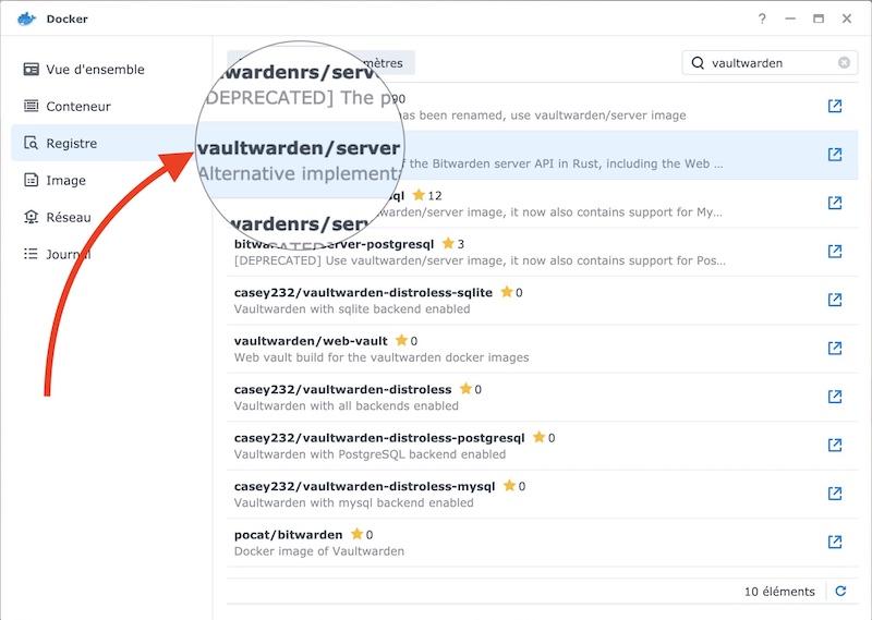 Vaultwarden Docker - Vaultwarden ersetzt Bitwarden_RS (Docker / Synology)