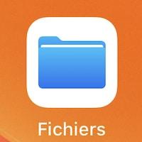 Dateianwendung - Freebox - Greifen Sie mit einem iPhone oder iPad auf die Festplatte zu