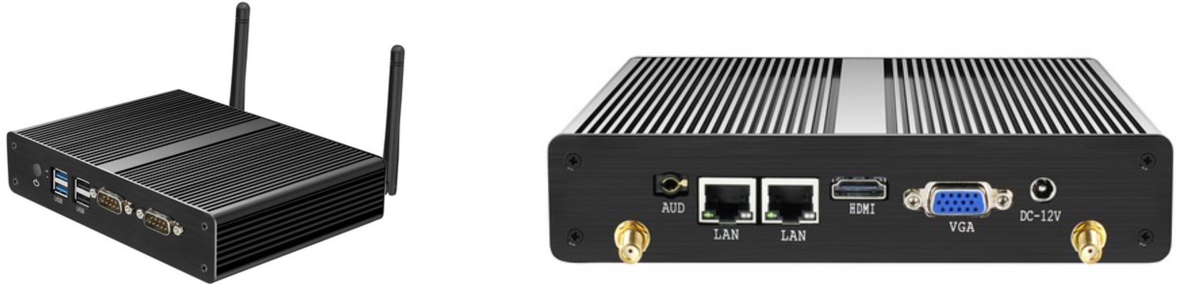 Mini-Server-PC - Industrieller Mini-PC: Ein vielseitiger Server zum kleinen Preis?
