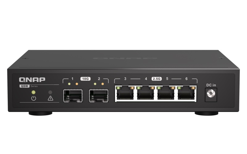 QNAP QSW 2104 2S - QNAP QSW-2104-2S und QSW-2104-2T
