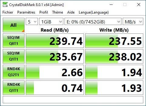 Crytstal HAT5300 - Synology HAT5300 8TB Test: eine Festplatte wie keine andere