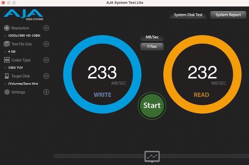 AJA HAT5300 - Synology HAT5300 8TB Test: eine Festplatte wie keine andere