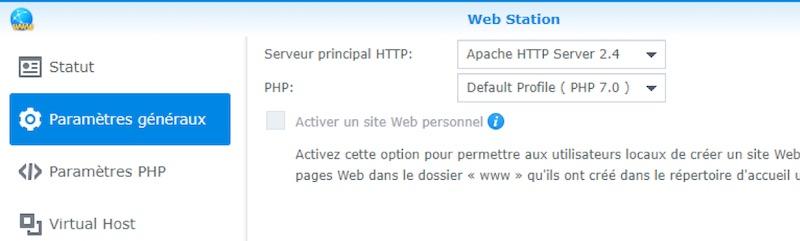 webstation - Synology - HTTPS-Verbindungen erzwingen