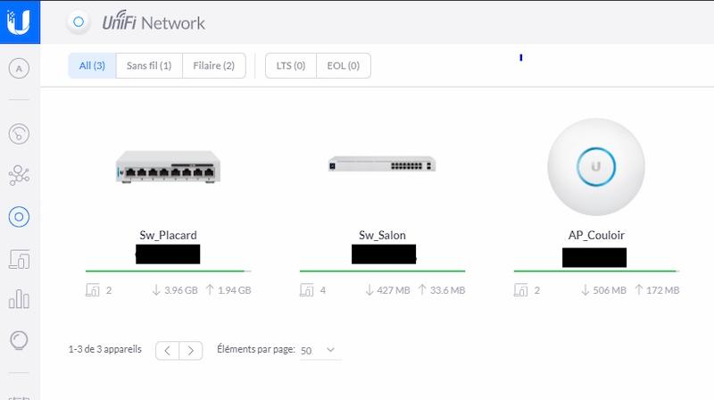 Unifi network all - Ubiquiti UniFi-Präsentation und ihre Verwaltungsoberfläche