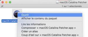 Rechtsklick 300x125 - Neues macOS auf einem alten Mac