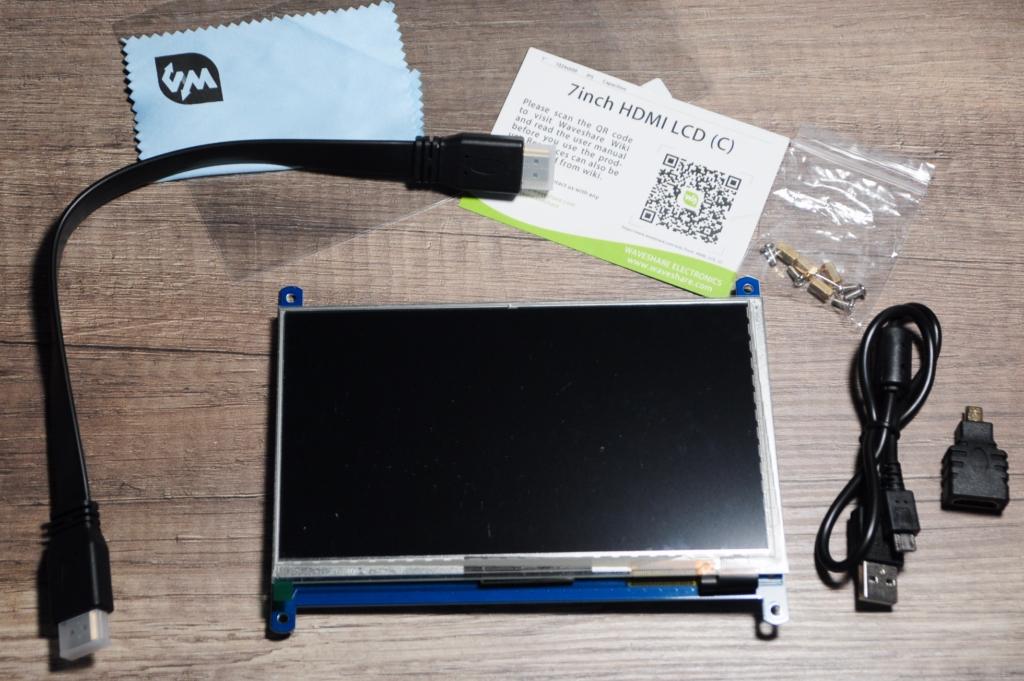lcd rpi 2 - Raspberry Pi: Schließen Sie einen LCD-Touchscreen an