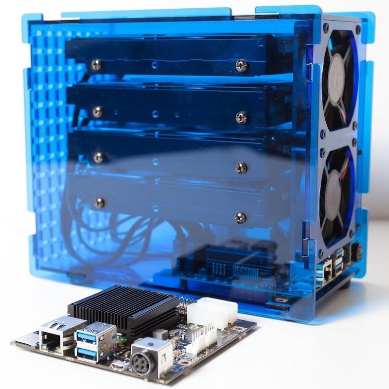 helios4 Board und Case - NAS - Der Hersteller Kobol wirft das Handtuch