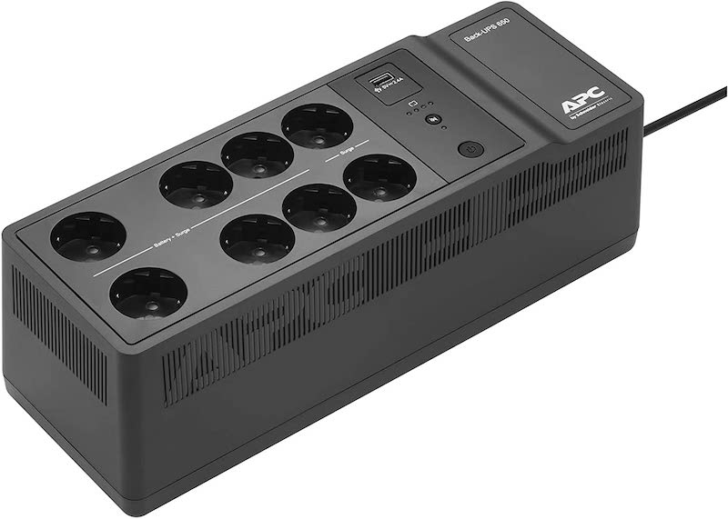 APC BE650G2 FR - Auswahl einer USV für NAS: Offline, Line Interactive, Online ... Wir erklären Ihnen alles!