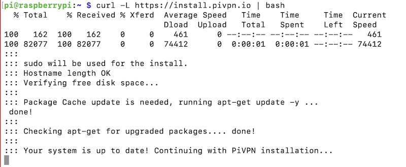 pivpn installieren - PiVPN: OpenVPN oder WireGuard auf einem Raspberry Pi (Tutorial)