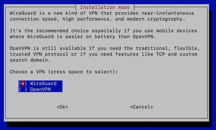 openvpn wireguard - PiVPN: OpenVPN oder WireGuard auf einem Raspberry Pi (Tutorial)