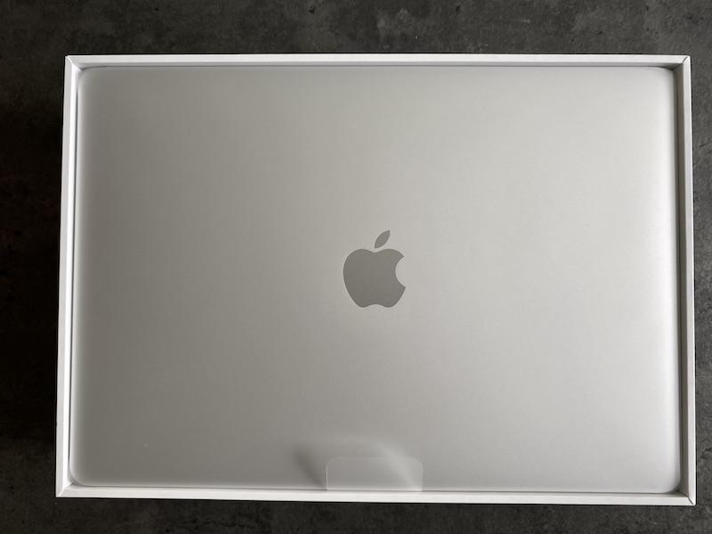 Macbook Air M1 auspacken - MacBook Air M1: Hinweis nach 1 Monat