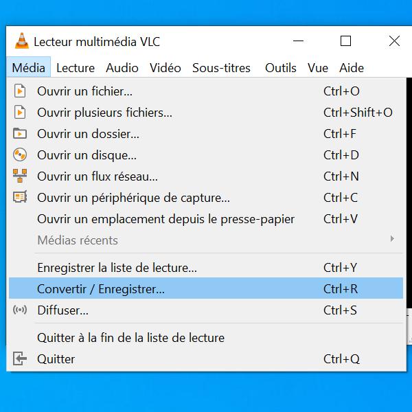 CaptureVLC1 - Nehmen Sie Ihren Bildschirm (Desktop) mit VLC auf