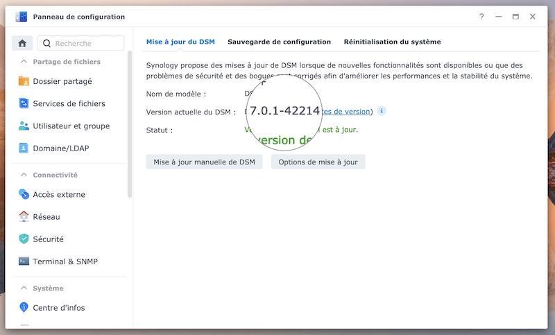 DSM 701 42214 - Synology DSM 7.0.1 (RC) ist verfügbar: Deduplizierung mit Btrfs, Volumes bis 1PB ...