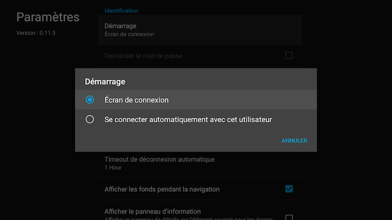010 0.11 1 - Jellyfin Android TV wird auf Version 0.12 aktualisiert